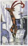 髙橋キョウシロウ/TAKAHASHI kyoshiro:Blue Forest-3 69×42 コラグラフ・その他