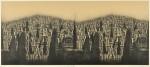 柴田 昌一/SHIBATA shoichi:My Landscape(祭壇) 52×120 銅版・エッチング・アクアチント