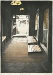 稲継 次郎/INATSUGU jiro:美濃和紙商家 60×42 木版