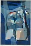 彦坂 陞/HIKOSAKA noboru:Aqua Town-3 78×54 平版
