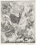全田紗和子/ZENDA sawako:Wing 36.5×30 銅版
