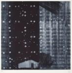海老塚耕一/EBIZUKA koichi:水滴の森への入口Ⅰ 44.5×44.8 銅版