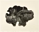 大津 悟司/OTSU satoshi:産声が届く先Ⅱ 29×37 木版・木口木版