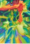 本田 耕一/HONDA koichi:COSMIC ATLAS-1927 69×48.3 木版