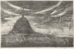 今村 照廣/IMAMURA teruhiro:TUKA 53.5×62.5 木版