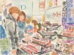 鈴木いずみ/SUZUKI izumi:恋人たち リップスティック F60 水彩