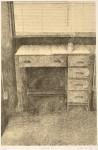 中畝かほる/NAKAUNE kaoru:space-1 53.5×34.5 平版・石版・雁皮刷り
