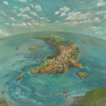 【春陽会賞】小山 瑞希/KOYAMA mizuki:Daydream:Island S100 ミクストメディア