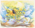 【会友賞】飯野 紀子/IINO noriko:路上の輝き 60×77