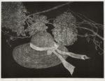 横瀬 信子/YOKOSE nobuko:風の記憶-2020-1 66.5×85.5 銅版