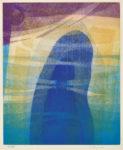 宮本 典刀/MIYAMOTO noriwaki:海の聖母 36.5×30 銅版