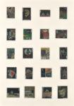 浜西 勝則/HAMANISHI katsunori:蔵書票No.1 100×70 銅版
