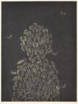 川井 一光/KAWAI kazumitsu:コレクターⅢ 60×45.5 銅版