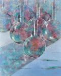 浅野由紀子/ASANO yukiko:虹の器 F100 油彩