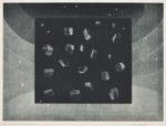 塩田  恵/SHIOTA megumi:A moment to forever(4) 38×50 銅版
