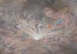 藤井  武/FUJII takeshi:ふぞろいの理性 P150 油彩