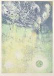 いしだふみ/ISHIDA fumy:間Ⅸ 84×59.5 木版・銅版・ミクストメディア
