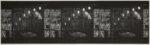 柴田 昌一/SHIBATA shoichi:Landscape(扉Ⅱ・闇の速度) 52×180 銅版・エッチング・アクアチント