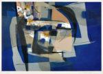 彦坂  陞/HIKOSAKA noboru:Aqua Town-8 54×78 平版