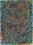 片山 憲二/KATAYAMA kenji:樹林2105 250×116 木版