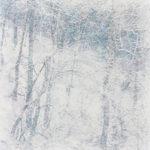 髙橋 政子/TAKAHASHI masako:吹雪く S100 アクリル