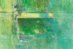 棚橋  隆/TANAHASHI takashi:風と壁と F120 アクリル